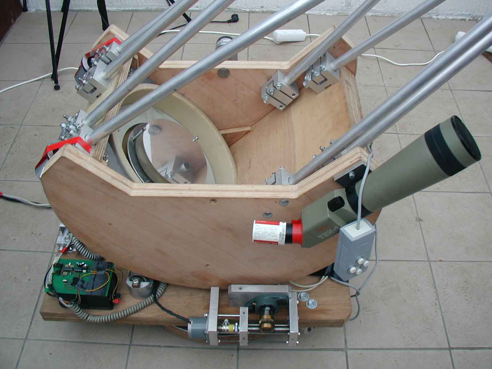 Teleskop express skywatcher platine für goto dobson teleskope